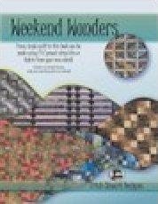 Weekend Wonders Pattern Book by Trish Stuart Designs - 820925108045