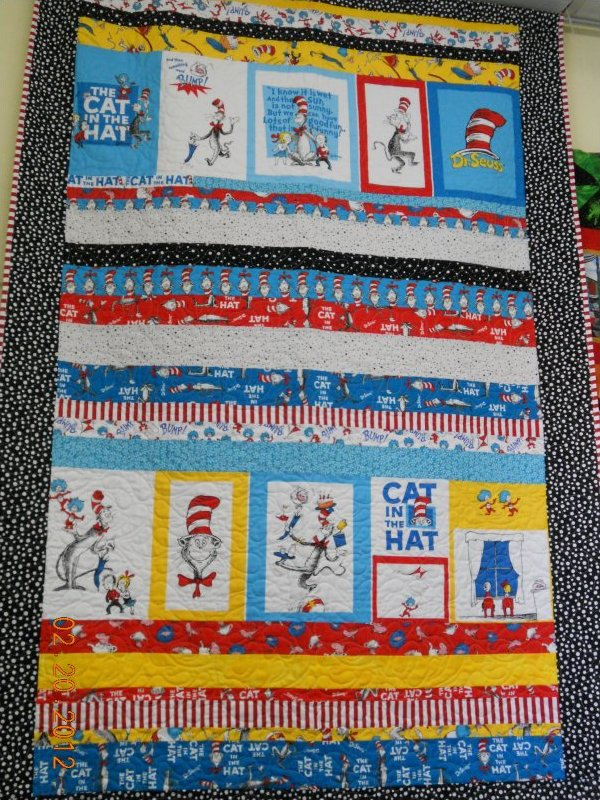 in the Hat Quilt Kit : cat in the hat quilt kit - Adamdwight.com