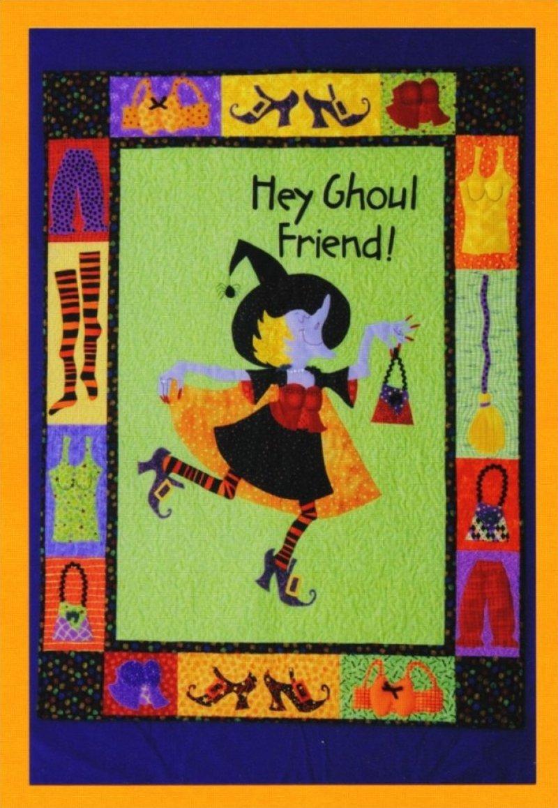 Hey Ghoul Friend
