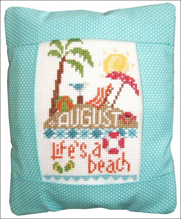 August - Life's a Beach 981