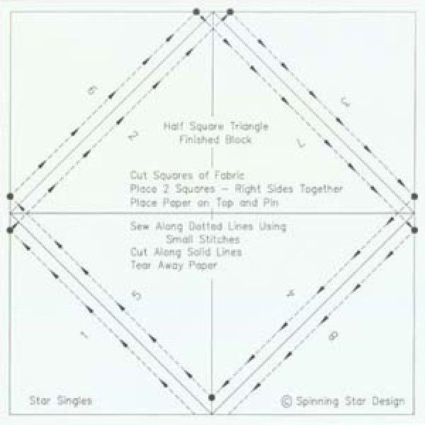 triangle singles
