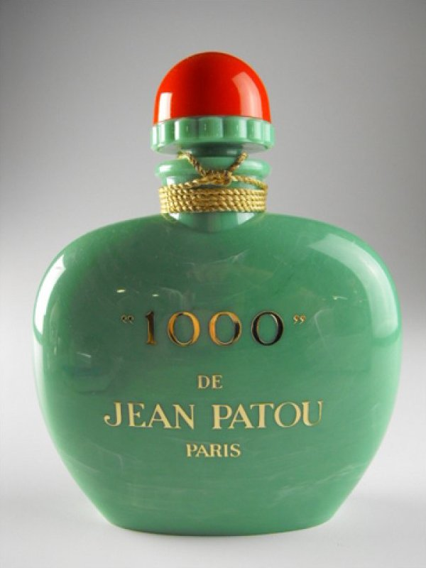 Factice 1000 De Jean Patou Paris Factice Perfume Display Bottle JH142