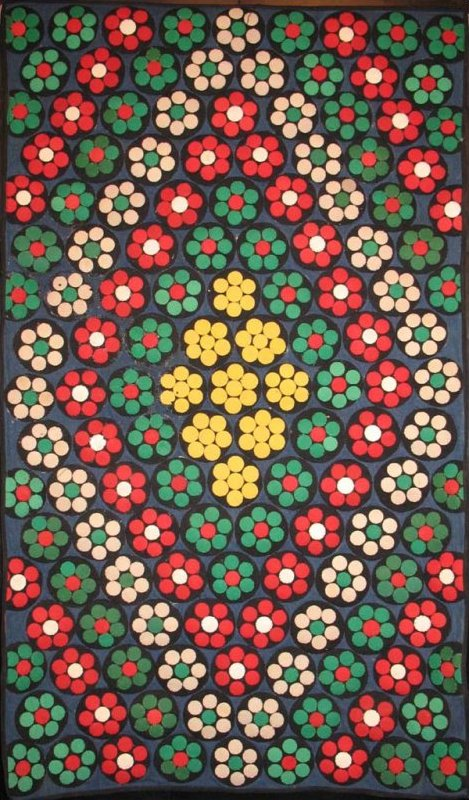 Antique And Vintage Penny Rugs