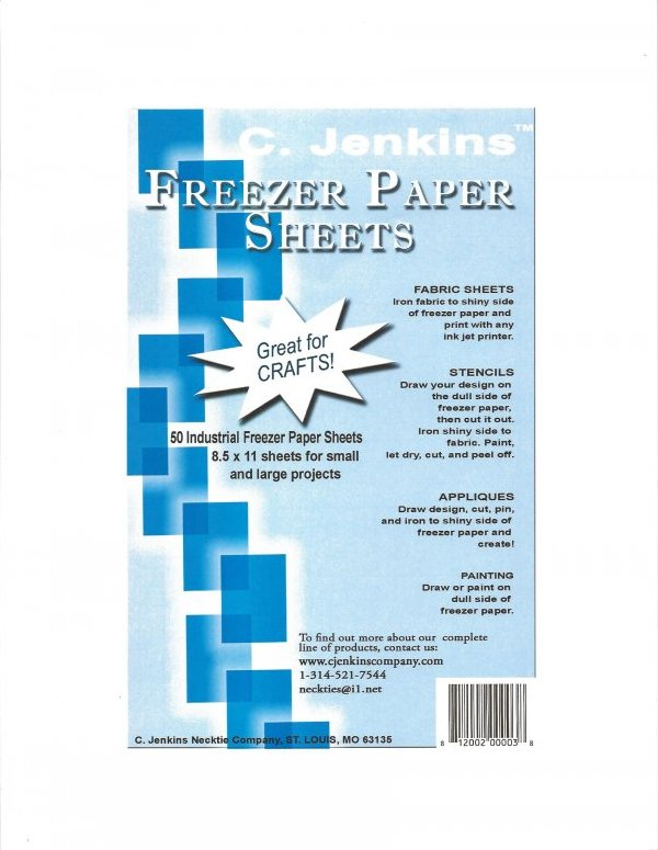 Heavy Duty Freezer Paper