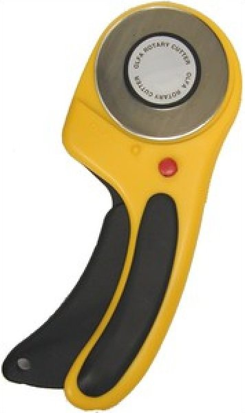 Olfa 60mm Deluxe Ergonomic Rotary Cutter