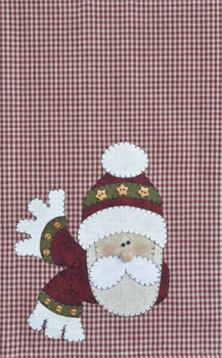P17 Santa Patternlet