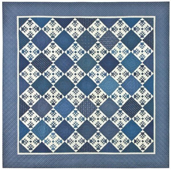 Nellie's Wedding Quilt Pattern