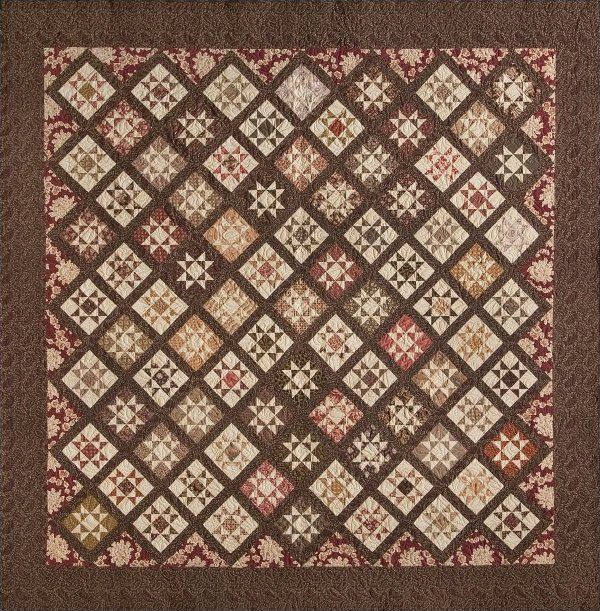 Antique Star Pattern