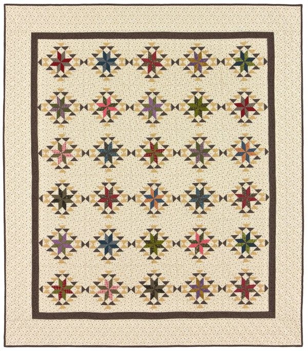 LeMoyne House Quilt Pattern