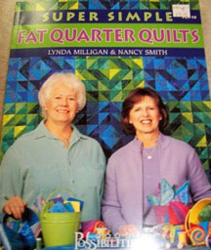 Super Simple Fat Quarter Quilts
