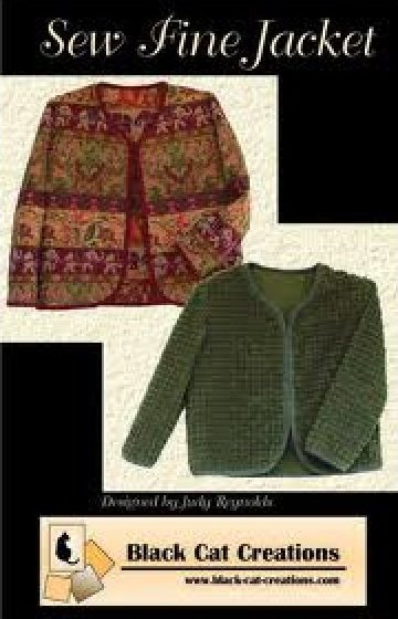 Sew Fine Jacket