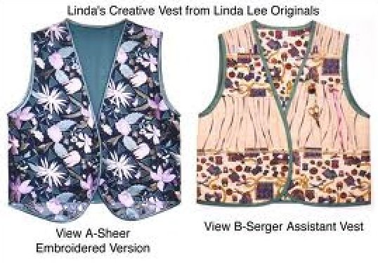 Linda's Creative Vest
