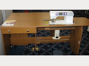 Sewing Cabinet from Horn of America - Sewing Furniture Store