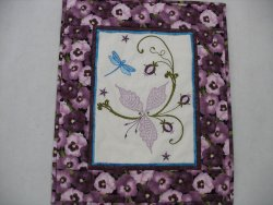 Embroidered Quilt - Machine Embroidery Store