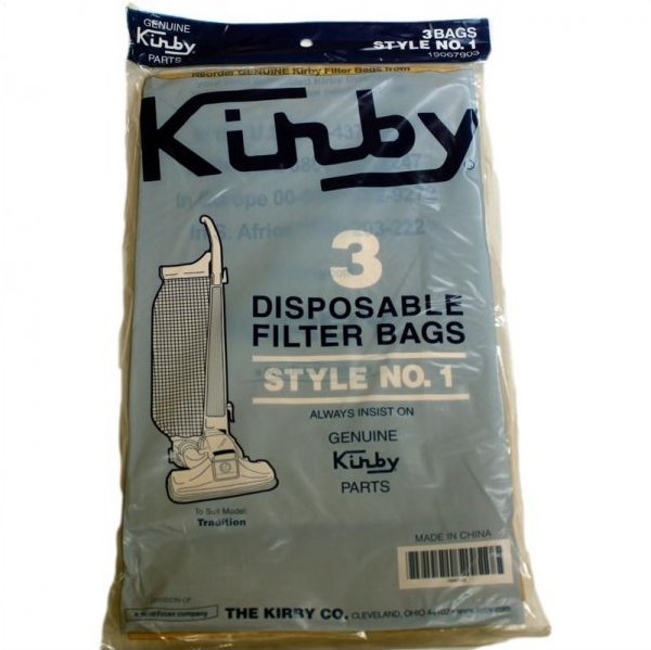 Buy Kirby Vacuum Bags. Genuine Kirby vacuum bags come in a variety of options to meet your specific needs. From our top-of-the-line HEPA vacuum bags to budget-conscious paper vacuum bags, The Kirby Company can help keep your home clean for years to come!