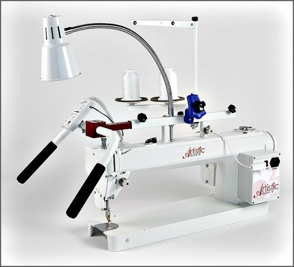 The Artistic Quilter 18 by Janome