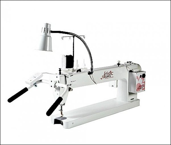 The Artistic Quilter 26 by Janome