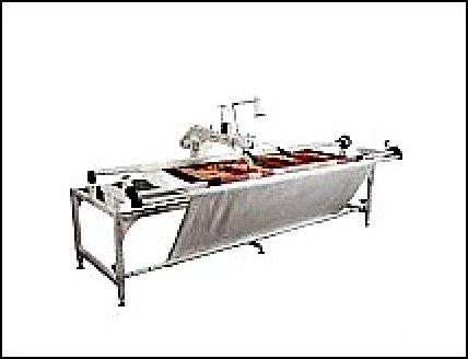 tin lizzie sit quilting machine