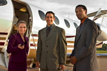 Private Jet Charter - Safe and Secure