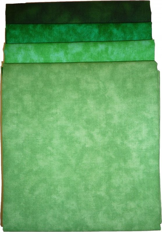 Fabric Pack: True Green