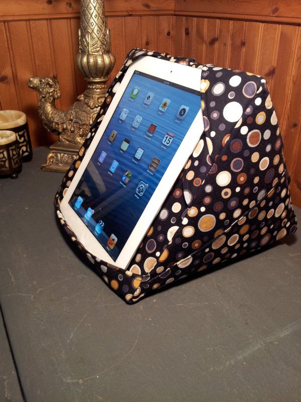iPad Pyramid Pillow