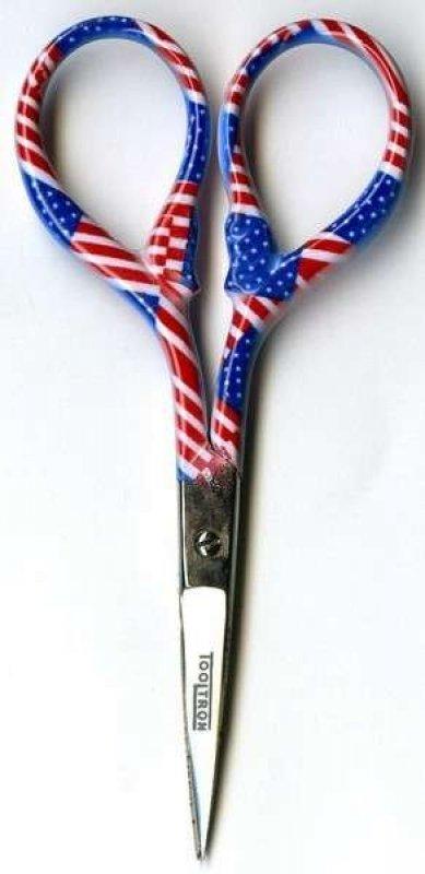 Embroidery Scissors USA - 3.5'' - Tooltron-TT00989ISA