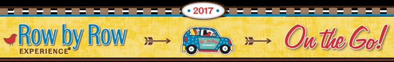 2017 Row by Row - On the Go
