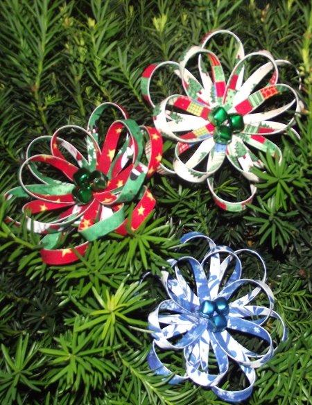 Kits Penny Marble Ornaments