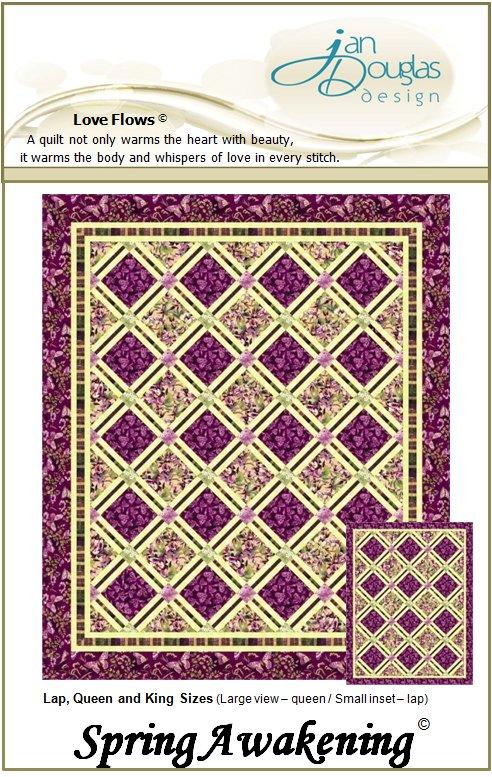 Spring Awakening Quilt Pattern