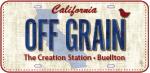 off grain plate