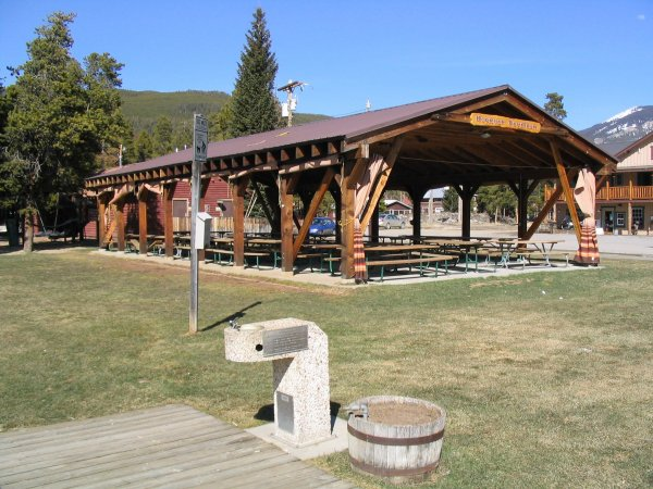 Heckert Pavilion