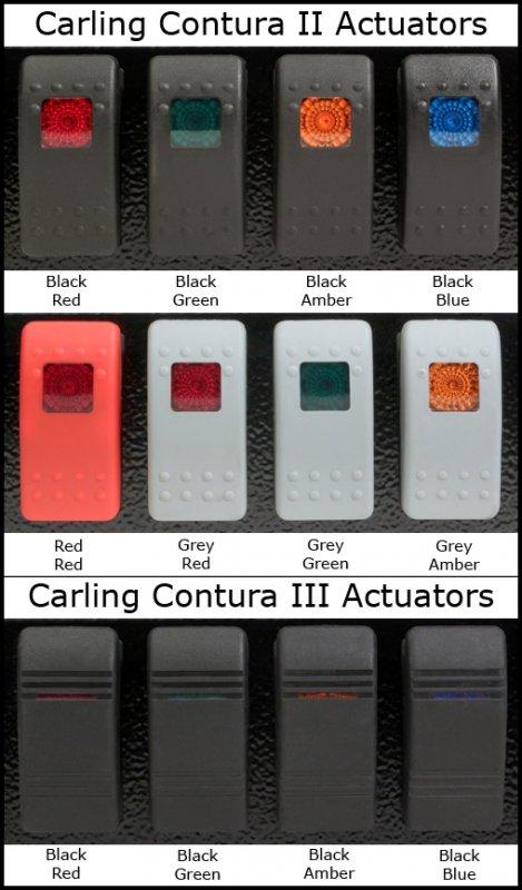 carling contura actuator chart. Black Bedroom Furniture Sets. Home Design Ideas