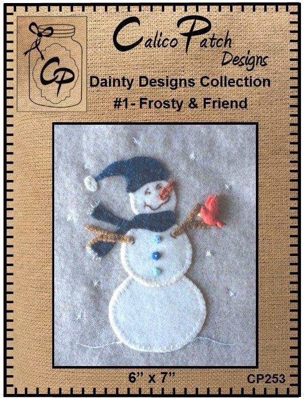 Frosty & Friend