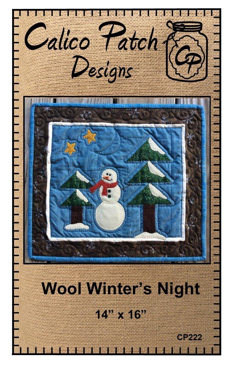 Wool Winter's Night