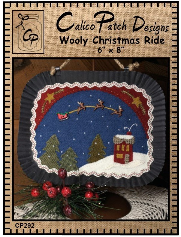 Wooly Christmas Ride