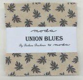 Moda Union Blues Charms