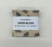 Moda Union Blues 2 1/2 Squares