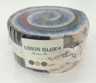 Moda Union Blues Jelly Roll