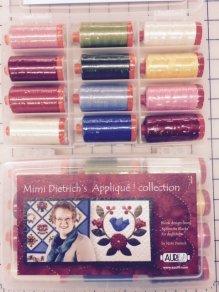 """Mimi Dietrichs' """"Applique Collection"""""""