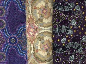 Aboriginal Fabric