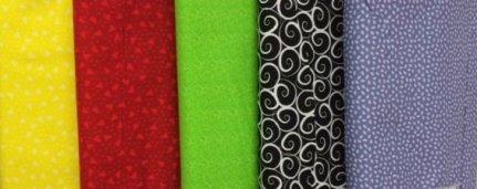 RJR Fabrics' Boutique Brights