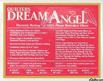 Quilters Dream Angel Batting