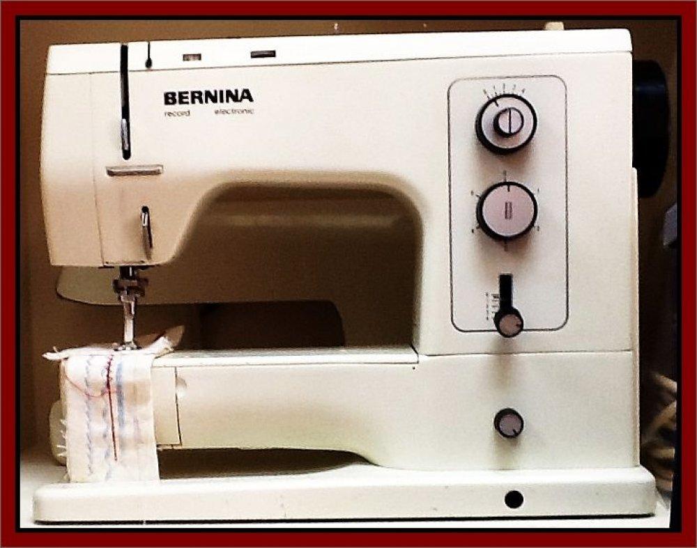 Original Bernina 830