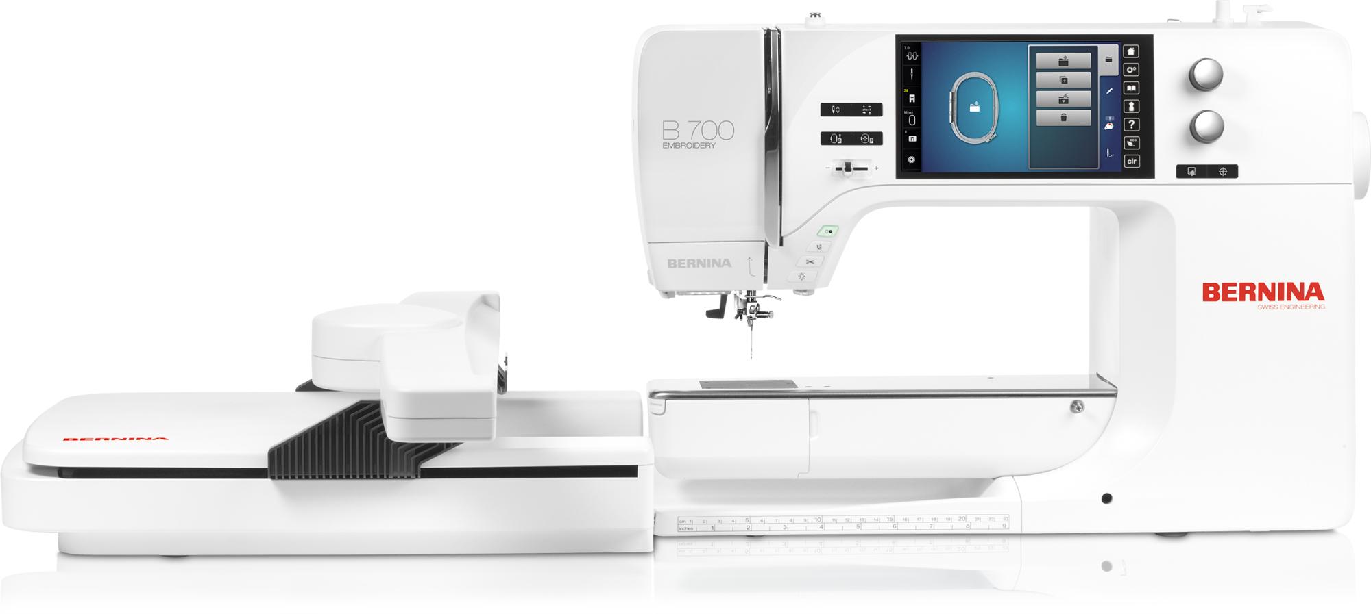 sewing machine software