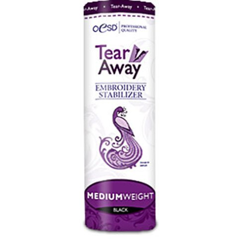 OESD Tear Away Medium Weight Black