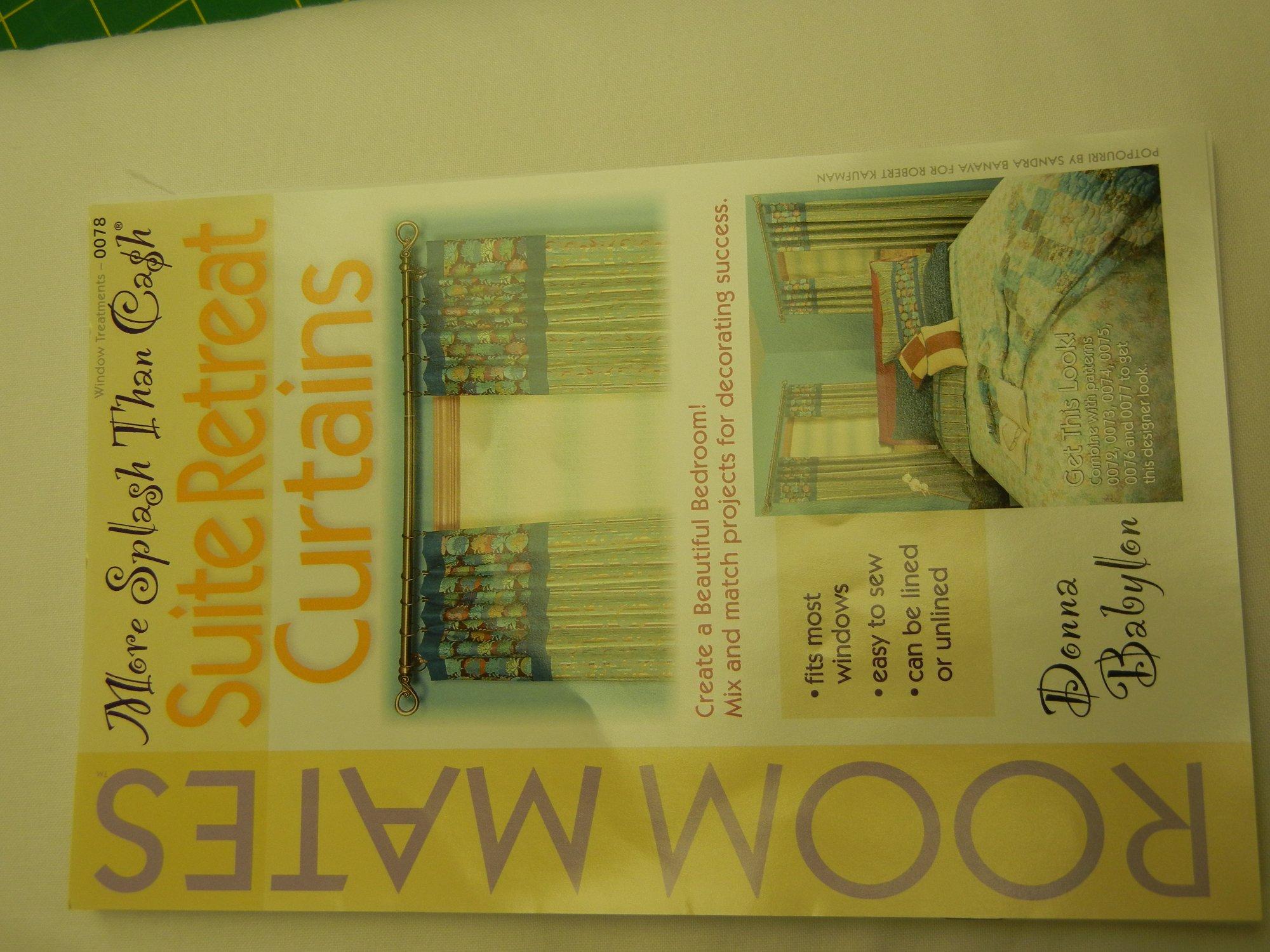 Suite Retreat Curtains