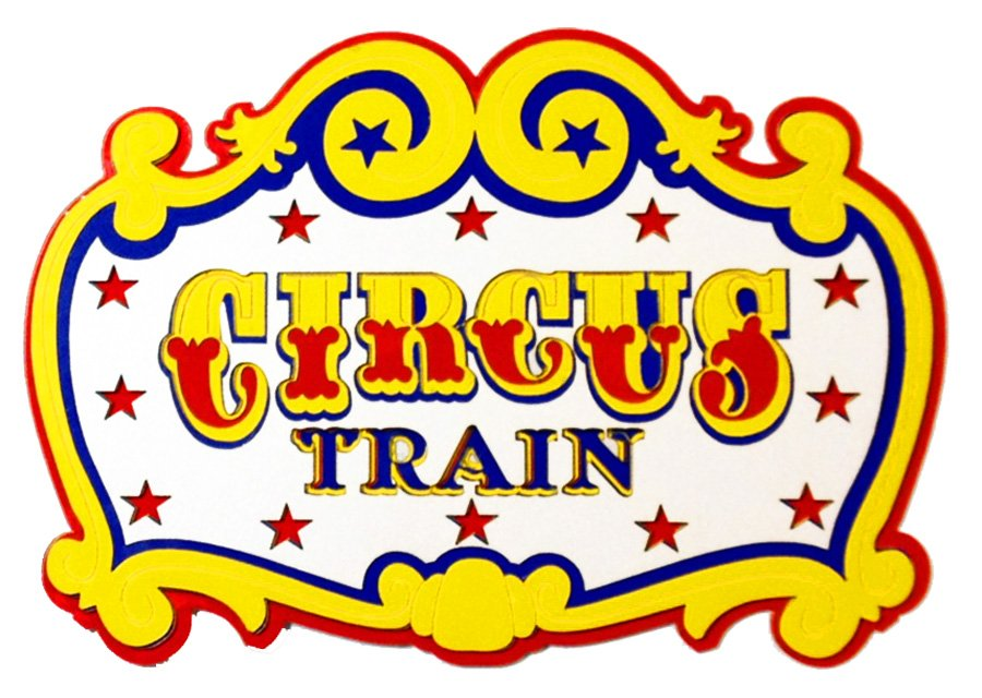 Circus Train circus train title