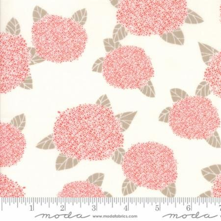 Bayberry Hydrangea Cloud 13160 19 by Kate Birdie Paper Co for Moda