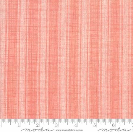 Bayberry Ticking Stripe Blossom 13165 20 by Kate Birdie Paper Co for Moda