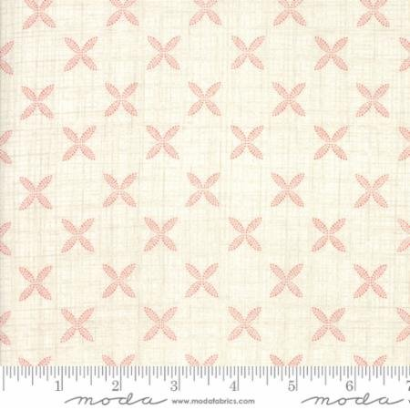 Bayberry Tile Cloud Blossom 13162 34 by Kate Birdie Paper Co for Moda
